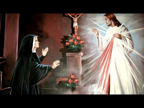 Click to Watch the St. Faustina Kowalska video