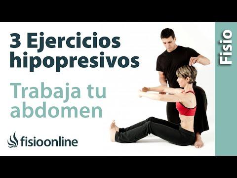 Aprende 3 ejercicios hipopresivos para trabajar tu abdomen