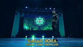 BULLEYA - SULTAN ★SAGAR BORA★  | Judge Showcase | Urban | Genre | Dance Competition