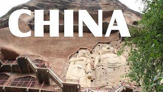 preview picture of video 'China TIANSHUI - Viajar con niños - Makuteros - Family Run. CAPÍTULO 5'
