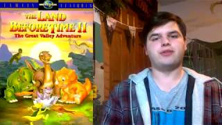 The Land Before Time II: The Great Valley Adventure - Movie Review