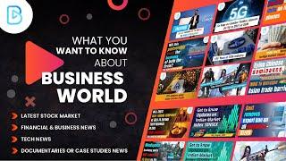 Business News | Documentaries & Case Study | Stock Market Updates | News in Hindi & English