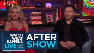 After Show: Kelly Ripa On The New And Improved Lisa Rinna | WWHL