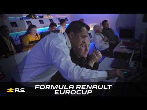 2018 Formula Renault Eurocup - Driver advisor