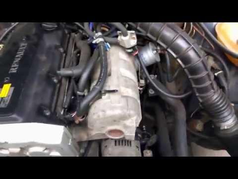 Фото к видео: Москвич Святогор с двигателем F7R.