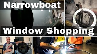 How Narrowboat Windows and Portholes Are Made!