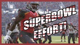 SUPERBOWL EFFORT! - Madden 16 Ultimate Team | MUT 16 XB1 Gameplay