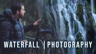 How I Photograph WATERFALLS | Landscape Photography