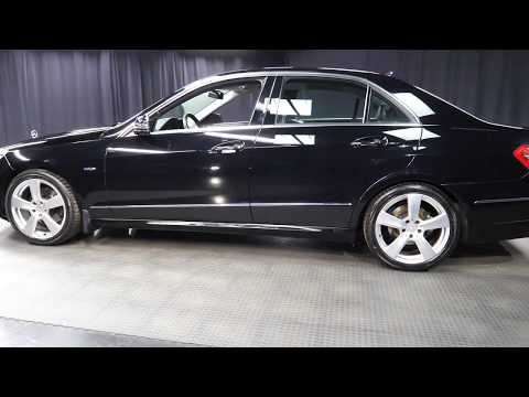 Mercedes-Benz E 200 CDI BE A Premium Business Suomi-Auto, Sedan, Automaatti, Diesel, YHR-307