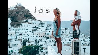 Where to stay ios greece