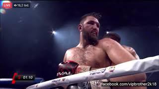 Kubrat Pulev (Кубрат Пулев) vs  Hughie Fury (Хюи Фюри)   27.10.2018   Round 5