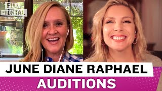 Sam's New Body Double--June Diane Raphael!