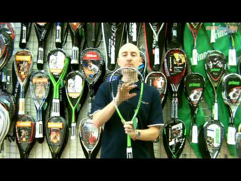 Squash Racket Review - Head YouTek IG Tour 120