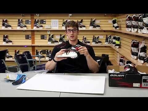2017 Bauer Vapor 1X Ice Skates Review