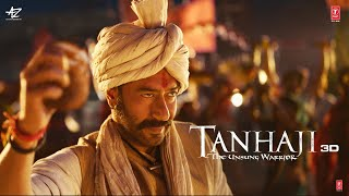 Tanhaji: The Unsung Warrior Trailer