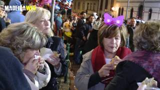 Fiesta de la Noche del Mercado - Funchal 2016