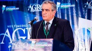 Carlos Iannizzotto - Presidente de CONINAGRO