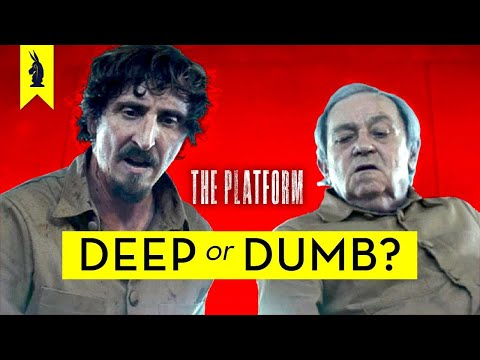 THE PLATFORM (El hoyo): Is It Deep or Dumb?