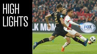 Highlights Ajax - AZ