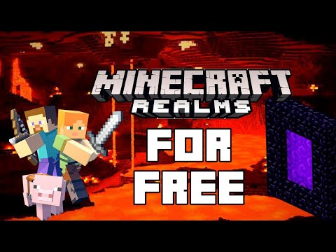 Download How To Get Realms For Free In Minecraft Pocket Edition Ios