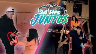 24 HORAS SIENDO NOVIOS con FRANCISCOALV❤️😱 KatiaVlogs
