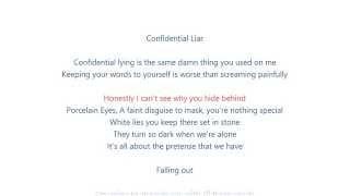 Vanattica - Confidential Liar [Lyric]