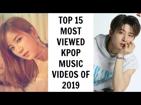 [TOP 15] MOST VIEWED KPOP MUSIC VIDEOS OF 2019 | January (Week 1)