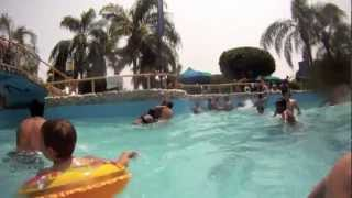preview picture of video 'El Rollo - Water Park outside of Cuernavaca'