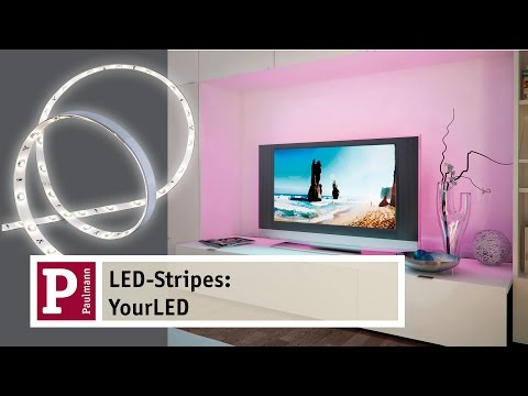 LED Strip Licht-Effekte: Wohnräume verwandeln mit LED-Streifen YourLED