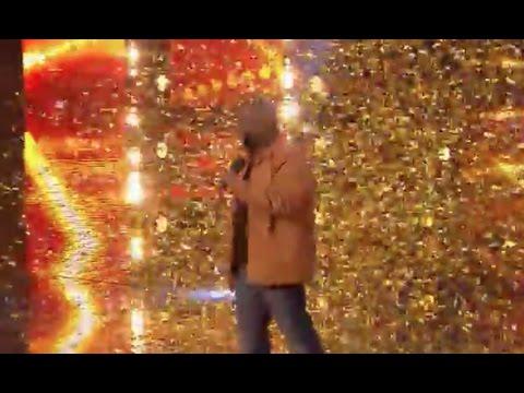 Hilarious Comedian Gets GOLDEN BUZZER! | Week 3 | Britain's Got Talent 2017