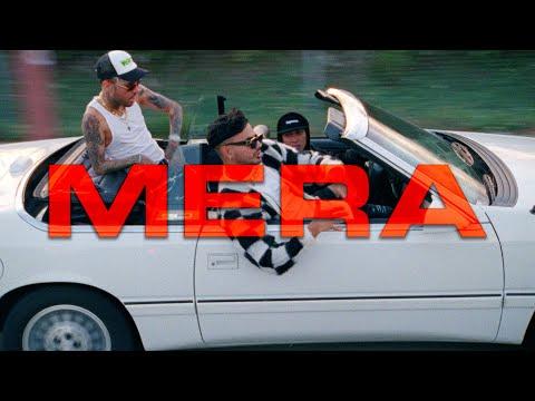 Tainy ❌Dalex ❌Alvaro Diaz - MERA (Official Music Video)