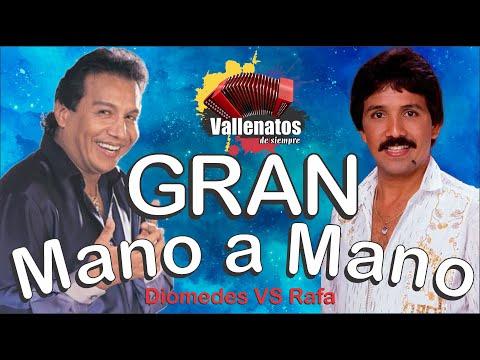 Gran Mano A Mano Diomedes Díaz Y Rafael...