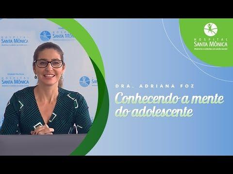 Adolescente - Vídeo sobre a mente dos jovens com a Dra. Adriana Foz
