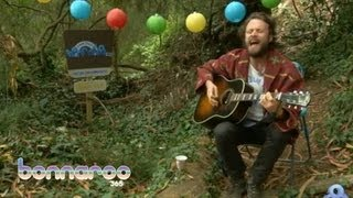 "Father John Misty: ""I'm Writing A Novel"" - Acoustic Performance at Outside Lands 2012 