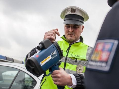 Buzerační kontrola a vybrždění od POLICIE ČR