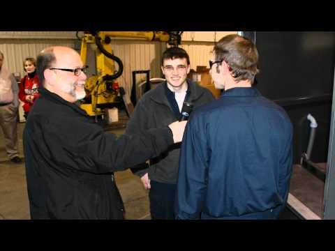 RobotWorx Employees Featured in Local TV Commercial