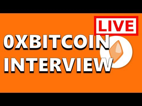 Kev's Crypto Channel Interview w/ 0xBitcoin