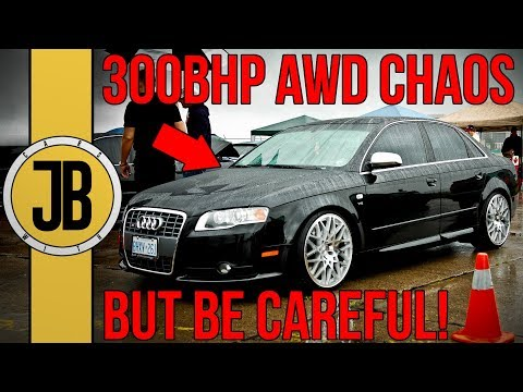 Top 5 CHEAP Cars With 300BHP (LESS THAN £7,500)