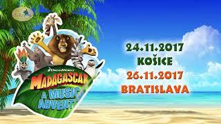 Madagaskar muzikálové dobrodružstvo