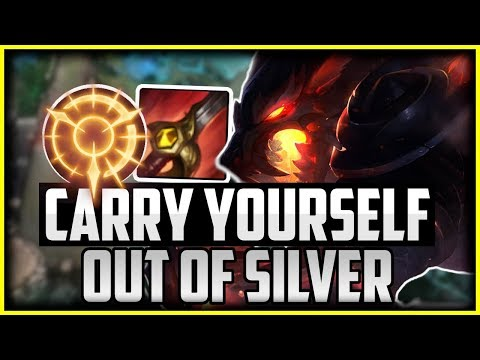 Carry Yourself Out of LOW ELO   Warwick Jungle Commentary Guide - League of Legends