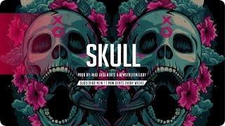 "Dark Trap Beat | Trap Beat Instrumental | ""SKULL"" | (Prod. RikeLuxxBeats x Newstreetmelody)"