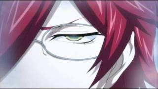Темный дворецкий, Kuroshitsuji - William and Grell
