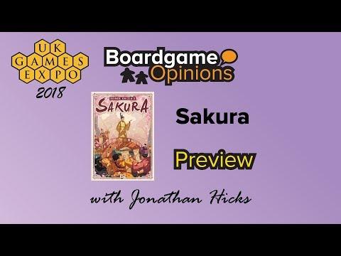 BGO Preview: Sakura