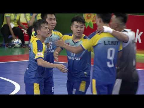 Giải futsal VĐQG 2019: Đà Nẵng FC vs Sahako FC (1-3)