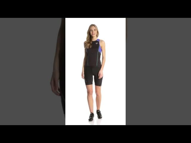 Видео Велошорты женские Garneau Optimum 7 черные