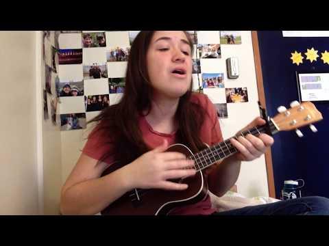 saturday sun | Vance Joy ukulele cover