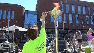 Bevrijdingsvuurloop in Kaatsheuvel 2018 - Langstraat TV