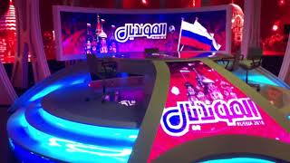 Adi Dhabi TV studio でのDGX導入事例