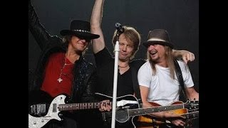 Bon Jovi and Kid Rock - Old Time Rock And Roll (Live)