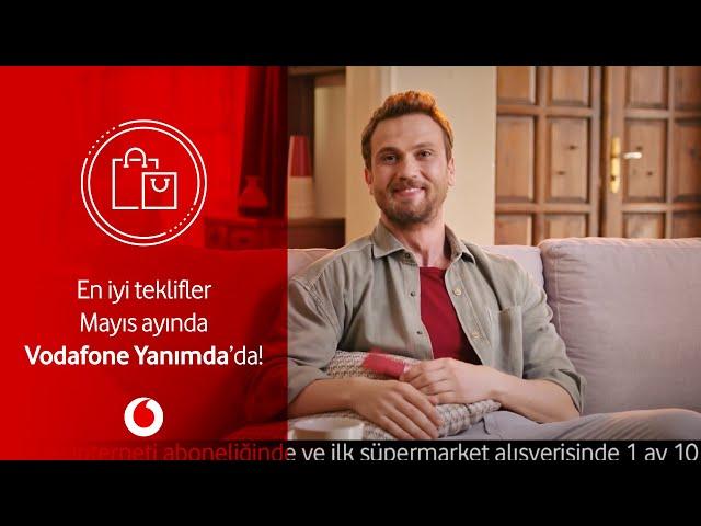 Herkes için en iyi teklif Vodafone Yanımda'da!